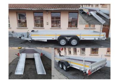 Munkagép alumínium 3500 kg